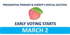 DeKalb Primary Early Vote
